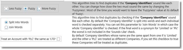 listclean-CompanyIdentifier-SoundsLike-Advanced